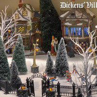 Department56 - Villages, Ready to Display Collections, Dickens' A Christmas Carol