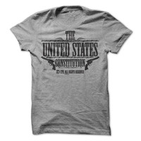 The United States Constitution - All Rights Reserved