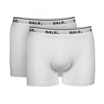 2-Pack Mens Trunks White - BALR.