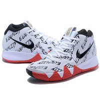Trendsetter  Nike Kyrie 4  Women Men Fashion Casual Sneakers Sport Shoes