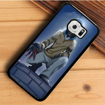 Creepypasta Ticci Toby Samsung Galaxy S6 Edge Plus Case Dollarscase.com