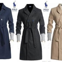 DCC3W Ralph Lauren POLO coat woman M-2XL
