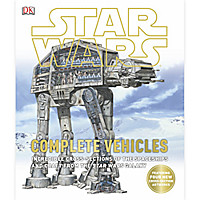 Star Wars: Complete Vehicles Book