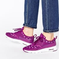 Nike Air Max Thea Bold Berry Trainers
