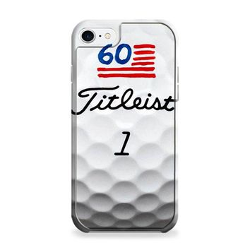 Titleist Golf Ball Print iPhone 6 Plus | iPhone 6S Plus Case