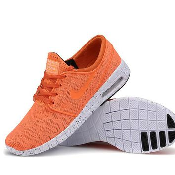 """""""Nike SB Stefan Janoski Max"""" Unisex Sport Casual Small Air Cushion Sneakers Couple Running Shoes"""