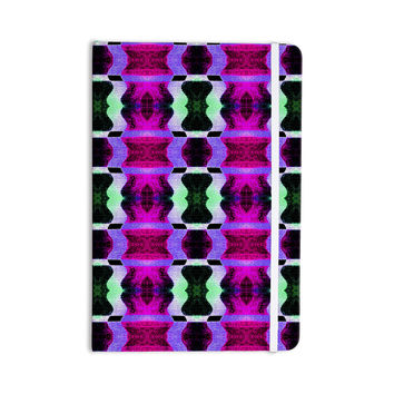 "Anne LaBrie ""High Vibrations"" Magenta Purple Everything Notebook"