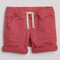 "3"" Roll Shorts in Supersoft Denim