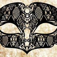 bird filigree venetian mask png mardi gras clip art Digital Image Download masquerade ball costume