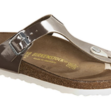Gizeh Pearly Hazel Birko-Flor Sandals | Birkenstock USA Official Site
