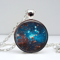 Space Sparkle Necklace