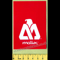 Matix Clothing Skateboard Sticker