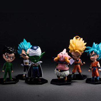 Dragon Ball Z Tiny Action Figures