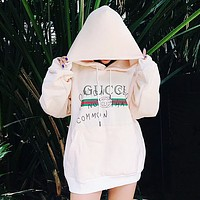 ''Gucci'' Women/Men Hot Hoodie Cute Sweater
