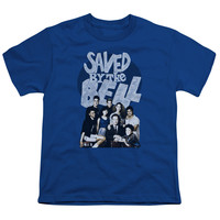 SAVED BY THE BELL/RETRO CAST - S/S YOUTH 18/1 - ROYAL -