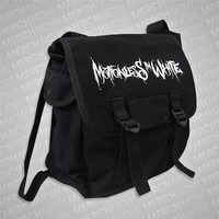 Logo Black Military Bag : FEAR : MerchNOW