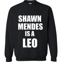 Shawn Mendes is a Leo Sweater