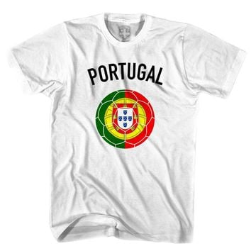 Portugal Soccer Ball T-shirt