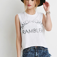 Midnight Rambler Muscle Tee