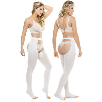 Thigh-high Firm Compression Stockings (20-30 mmHg)