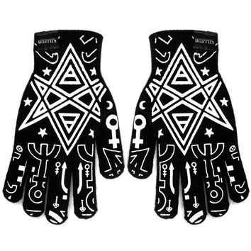 Thelema Gloves [GLOW]