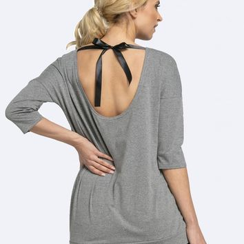 Tie Back Maternity & Nursing Top