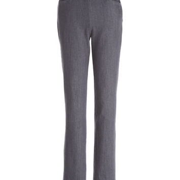 J Jones New York September Side-Zip Jeans