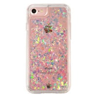 Holographic Flakes Dual iPhone Case