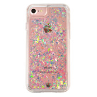 Holographic Flakes iPhone Case