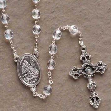 2 Rosaries - St. Michael
