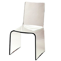 Kush Acrylic Dining Chair