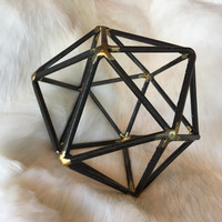 Metal Geometric Shapes