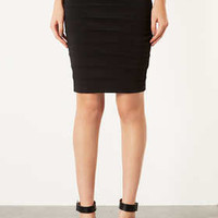 Black Bandage Pencil Skirt