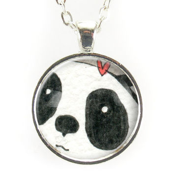 Kawaii Panda Necklace