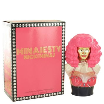 Minajesty By Nicki Minaj Eau De Parfum Spray 3.4 Oz