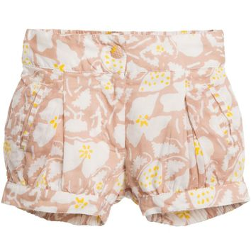 Stella McCartney Baby Girls Floral Shorts