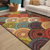 RUGS AREA RUGS CARPET FLOORING AREA RUG FLOOR DECOR MODERN LARGE RUGS SALE NEW ~