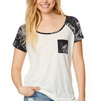 Nollie Raglan T-Shirt at PacSun.com