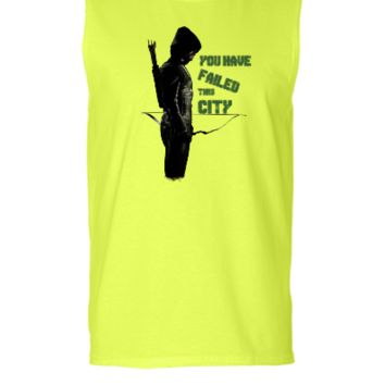 Arrow - You Have Failed This City - Sleeveless T-shirt