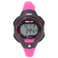 Timex Ironman Women's 10-LAP Mid Watch at SwimOutlet.com - Free Shipping