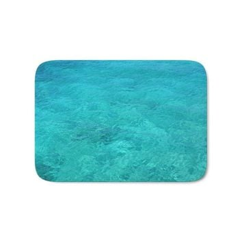 Autumn Fall welcome door mat doormat Clear Turquoise Water Bath Mat Entrance  Bathroom Kitchen Carpets s for Living Room Anti-Slip 2018Hot AT_76_7