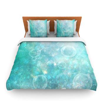 """Sylvia Cook """"Happily Ever After"""" Fleece Duvet Cover"""