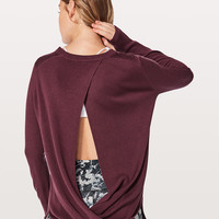 Bring It Backbend Sweater | Women's Sweaters | lululemon athletica