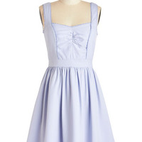 ModCloth Pastel Mid-length Sleeveless A-line Completely Sweet Dress