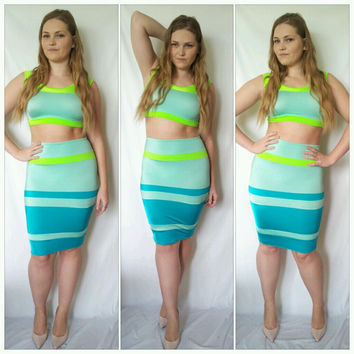 Bodycon 2 Piece set