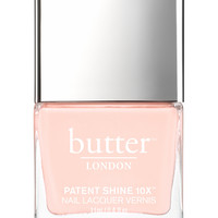butter LONDON Patent Shine 10X Nail Lacquer - Pink Knickers