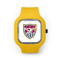 USMNT: Seal Watch in a Yellow Strap