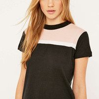 Rollas Black Ski T-shirt - Urban Outfitters