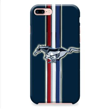 Ford Mustang blue iPhone 8 | iPhone 8 Plus Case