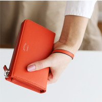 Zip Up Smartphone Wallet v2